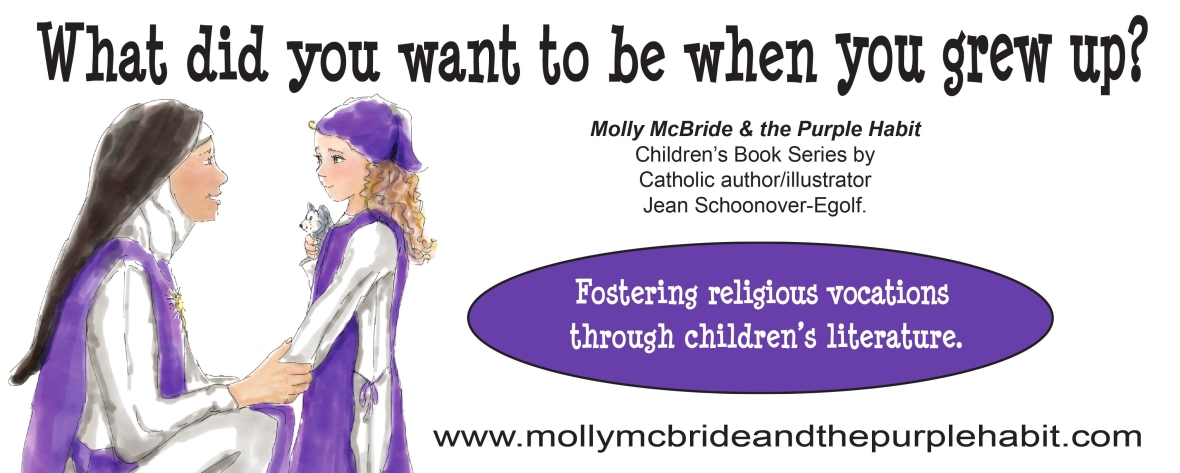 Religious vocations awareness through children's literature