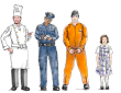 Uniforms: not just for nuns!