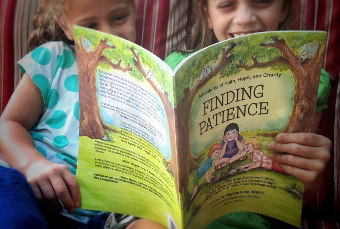 Finding Patience: Winner In MyBook