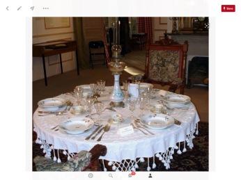 Martin Family Furniture and China