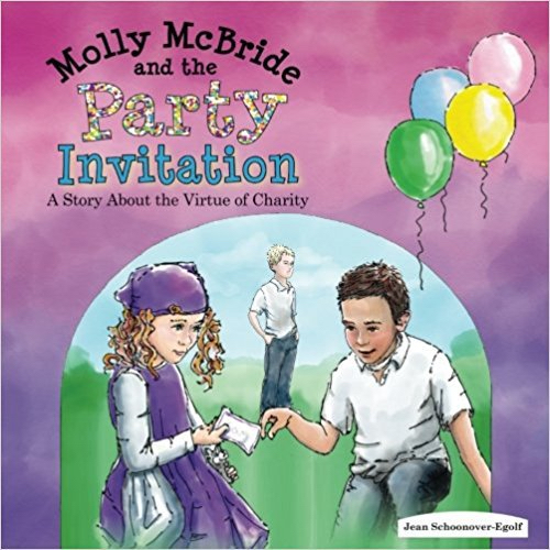 "https://www.amazon.com/Molly-McBride-Party-Invitation-Charity/dp/1944008500/ref=pd_sbs_14_3?_encoding=UTF8&pd_rd_i=1944008500&pd_rd_r=A2WFXRY2Z507RGG4H45X&pd_rd_w=rtkz7&pd_rd_wg=28mNz&psc=1&refRID=A2WFXRY2Z507RGG4H45X""Party Invitation"" is a tale of true love, charity."