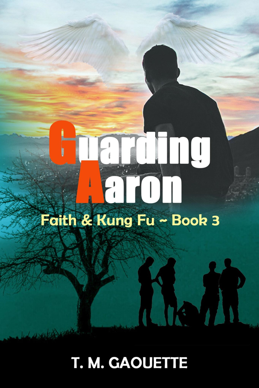 Guarding Aaron Book Cover